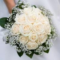 № 0015 Букет невесты