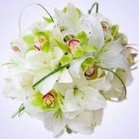 № 0019 Букет невесты