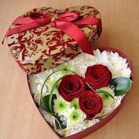 № 0163 сердце для любимой