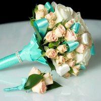 № 0021 Букет невесты
